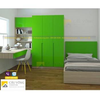 Bộ phòng ngủ trẻ em PTE99