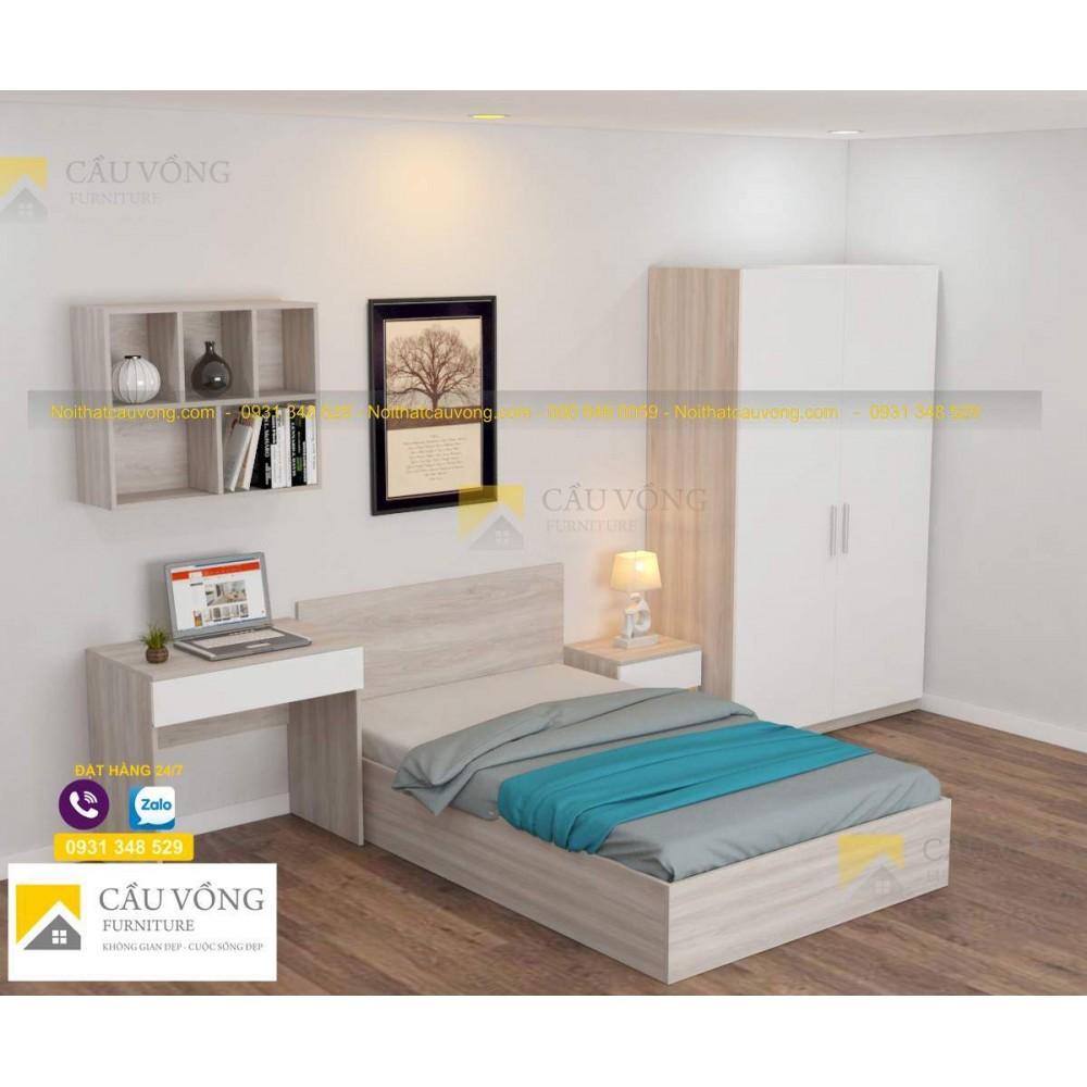 Bộ phòng ngủ đẹp giá rẻ BPN35