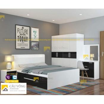 Bộ giường tủ BPN67