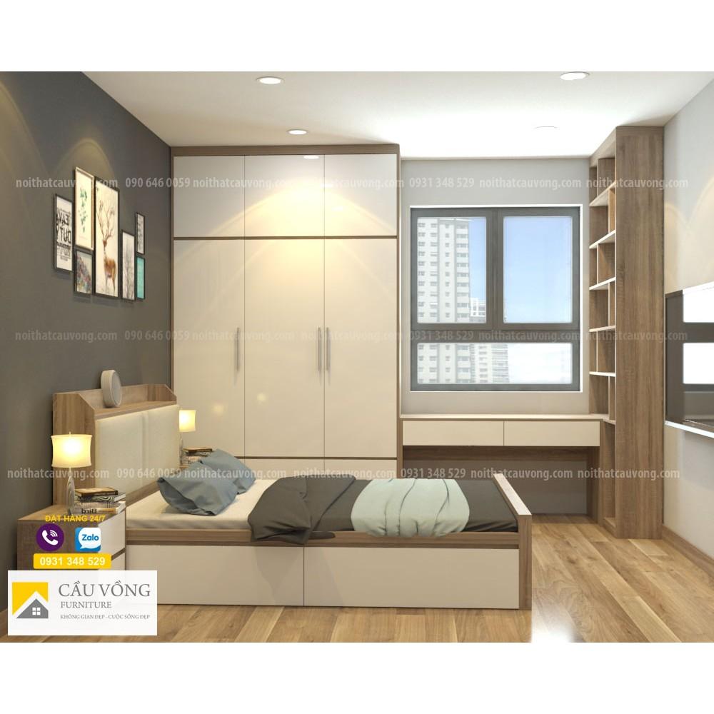 Bộ giường tủ phòng ngủ BPN06