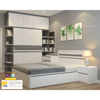 Bộ giường tủ hiện đại BPN103