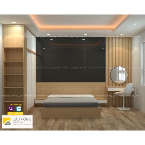 Bộ phòng ngủ giá rẻ BPN104