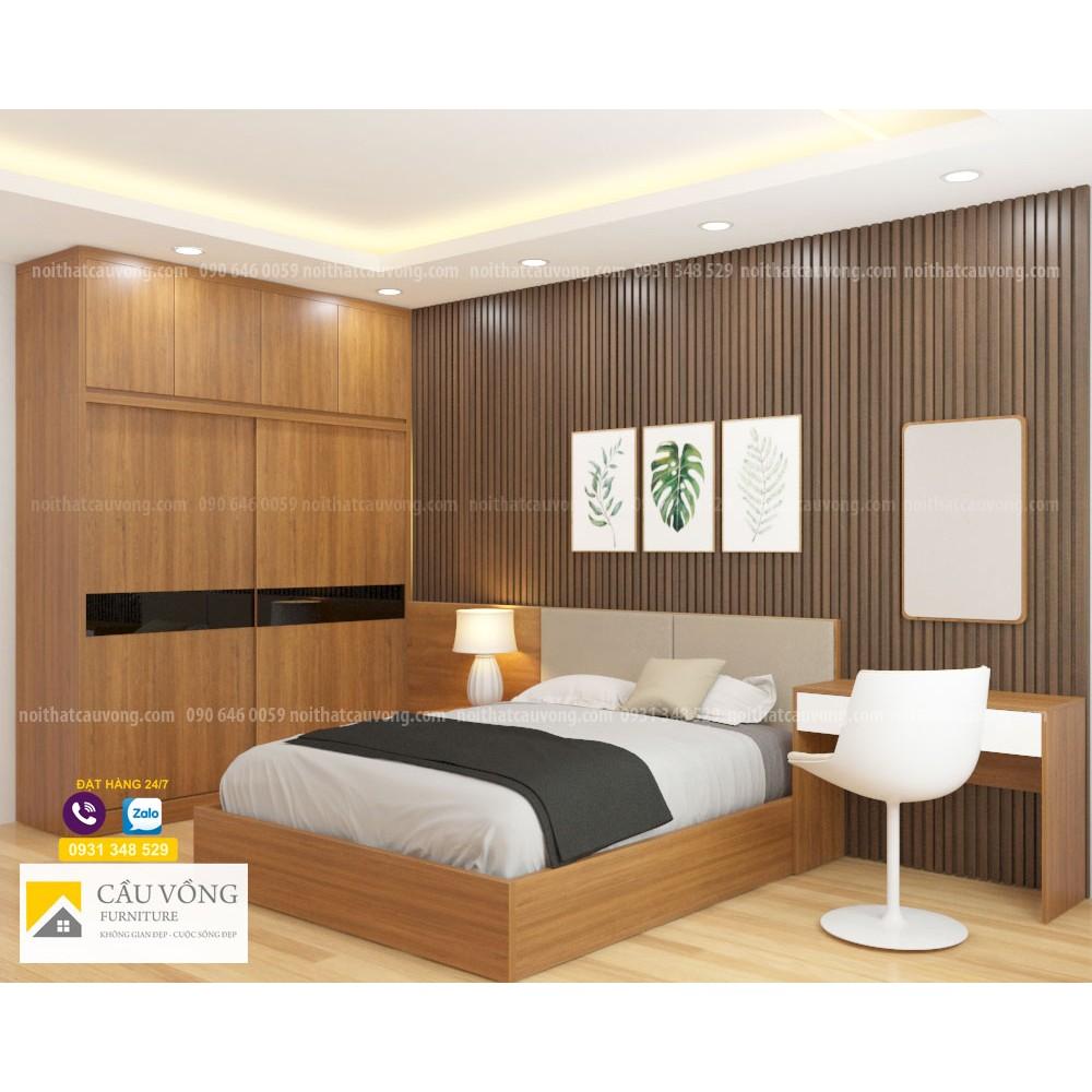 Bộ phòng ngủ đẹp giá rẻ BPN105