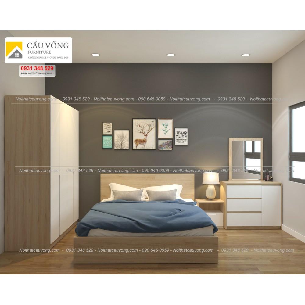 Bộ nội thất phòng ngủ BPN13