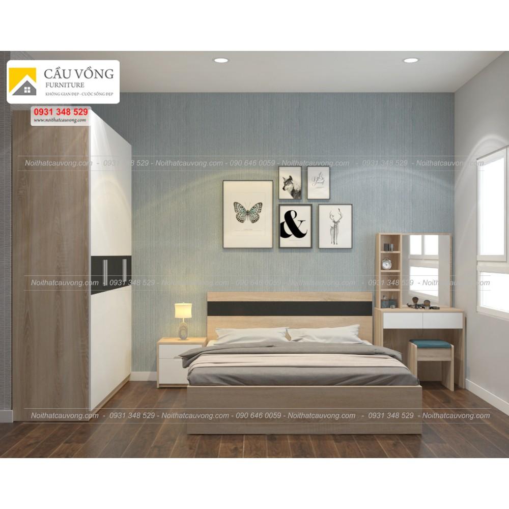 Bộ nội thất phòng ngủ BPN14