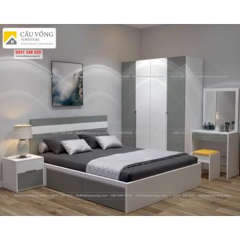 Bộ phòng ngủ giá rẻ BPN24