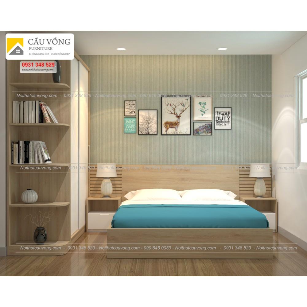 Bộ phòng ngủ giá rẻ BPN30