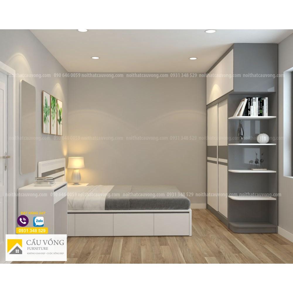 Bộ phòng ngủ hiện đại BPN45