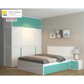 Bộ phòng ngủ giá rẻ BPN51