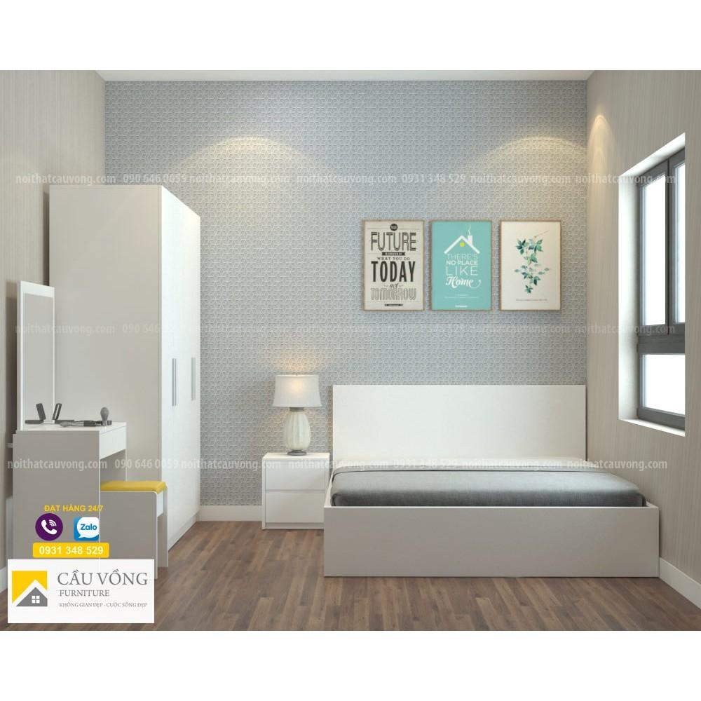 Bộ giường tủ phòng ngủ BPN78