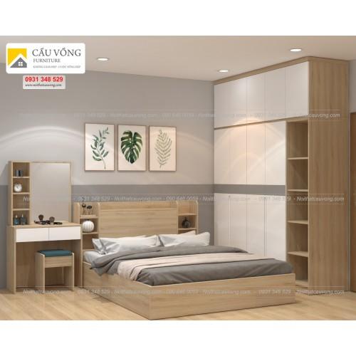 Đồ nội thất phòng ngủ đẹp BPN85