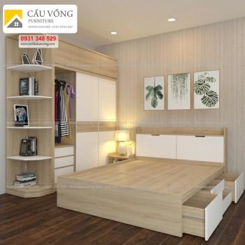 Bộ nội thất phòng ngủ BPN89