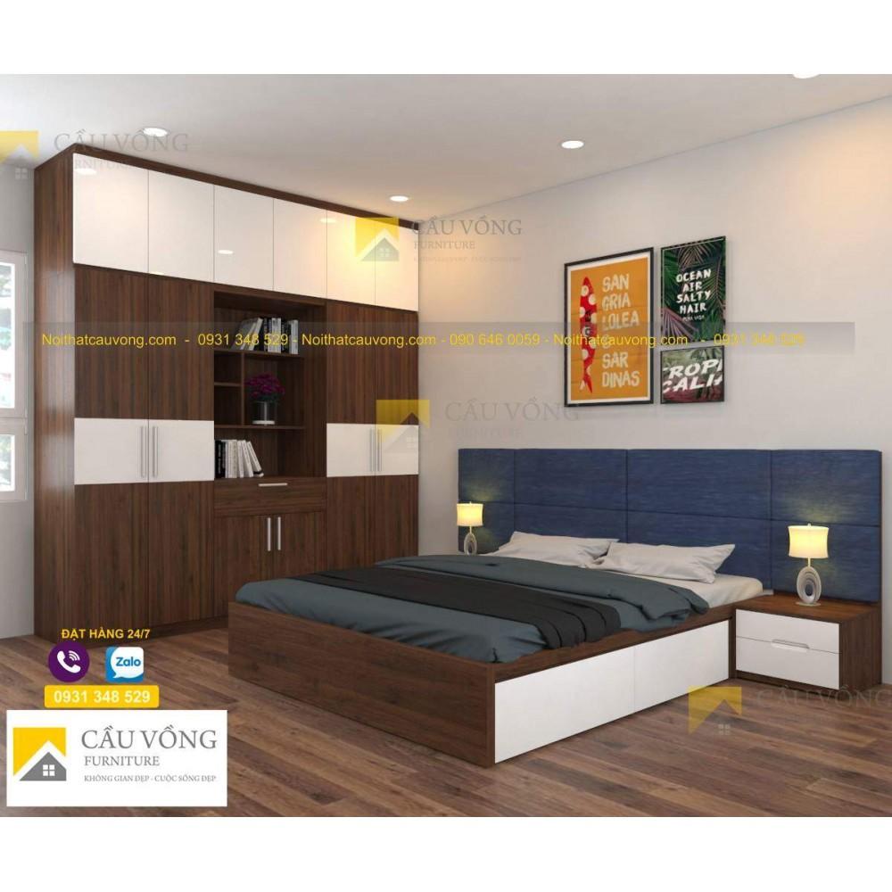 Bộ phòng ngủ giá rẻ BPN26