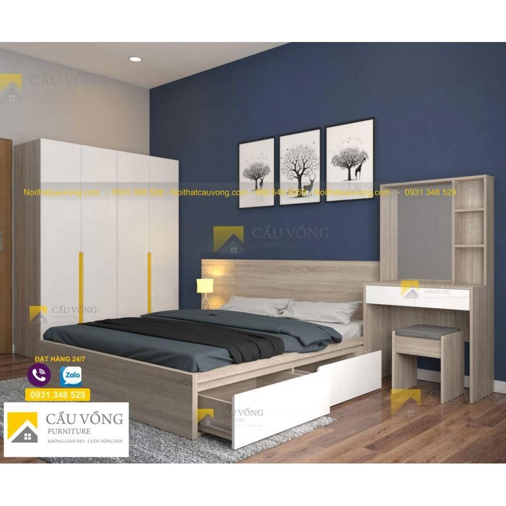 Bộ phòng ngủ giá rẻ BPN94