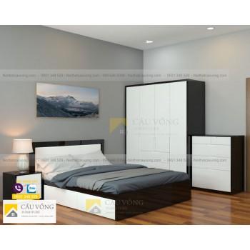 Bộ phòng ngủ giá rẻ BPN16