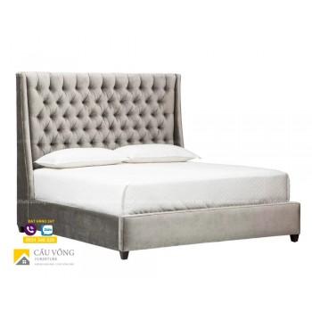Giường ngủ bọc nệm GBN99