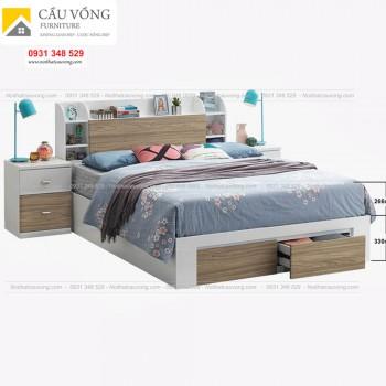 Giường ngủ GCV70