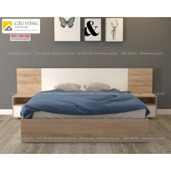 Giường ngủ giá rẻ GCV81
