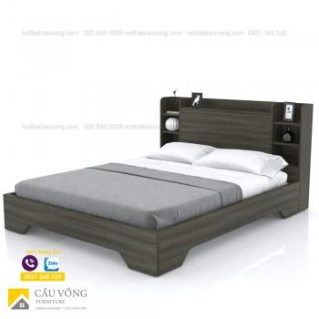 Giường ngủ gỗ công nghiệp GCV90