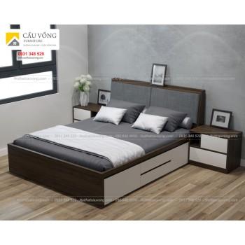 Giường ngủ hiện đại GCV95