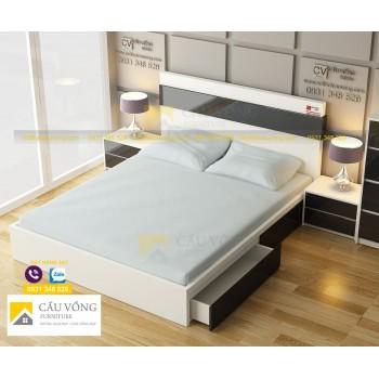 Giường ngủ có hộc kéo GCV99