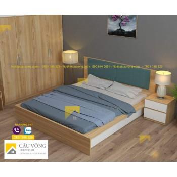 giường ngủ giá rẻ GCV56