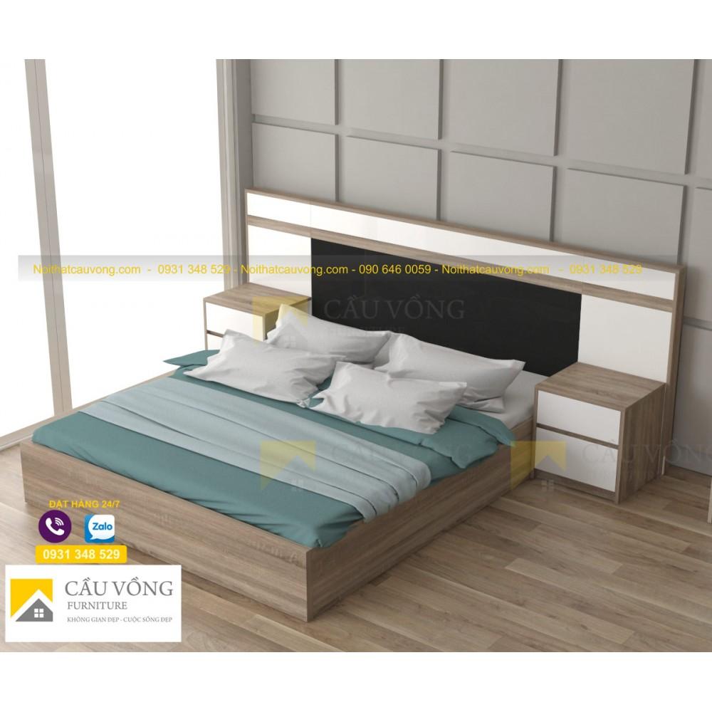 Giường ngủ giá rẻ GCV92