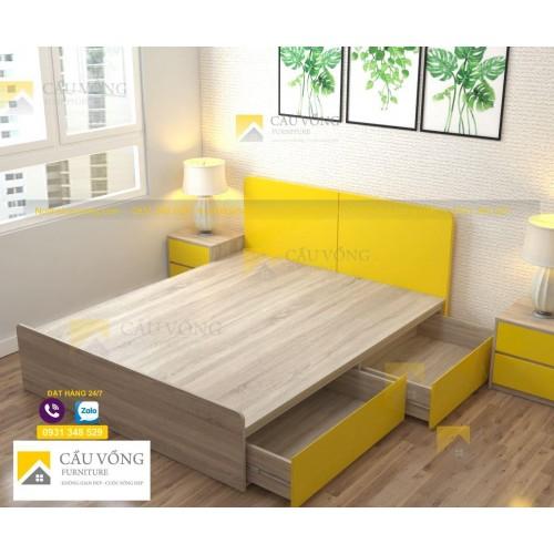 Giường ngủ hiện đại GCV49