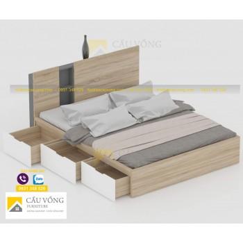 Giường ngủ phong cách GCV71
