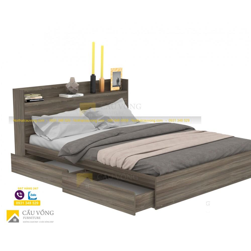 Giường ngủ đẹp GCV75