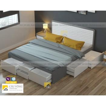 Giường ngủ ngăn kéo GCV40