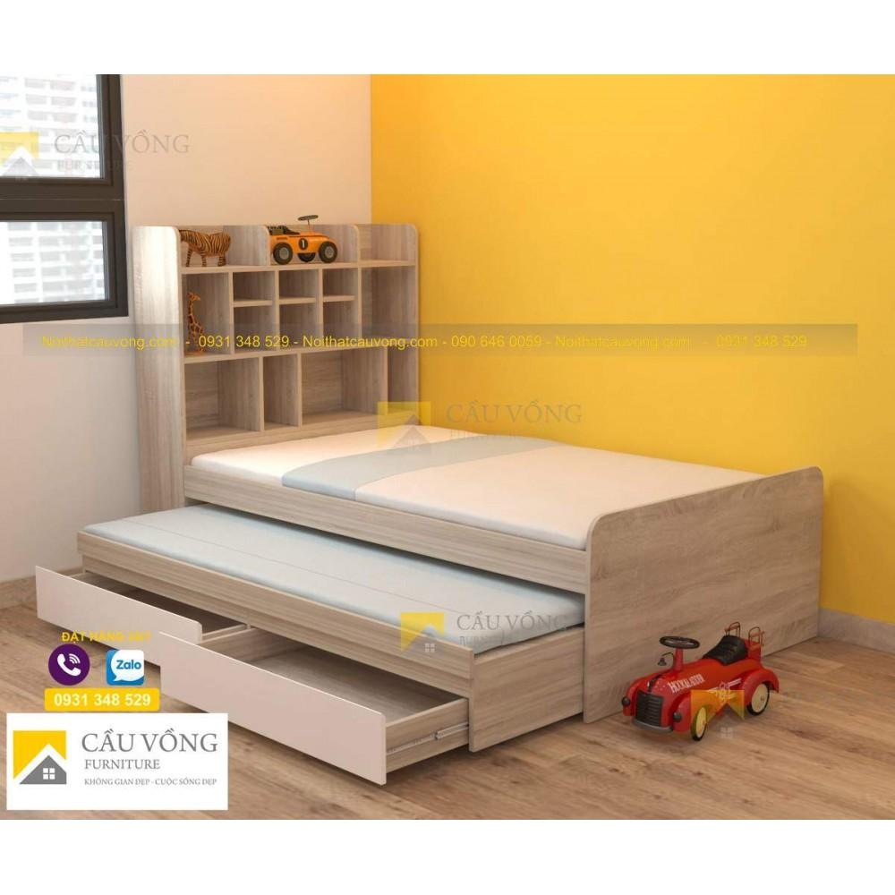 Giường 2 tầng thông minh GTE93