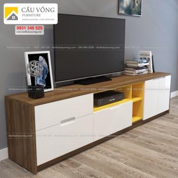 Kệ tivi gỗ công nghiệp hiện đại TV-39
