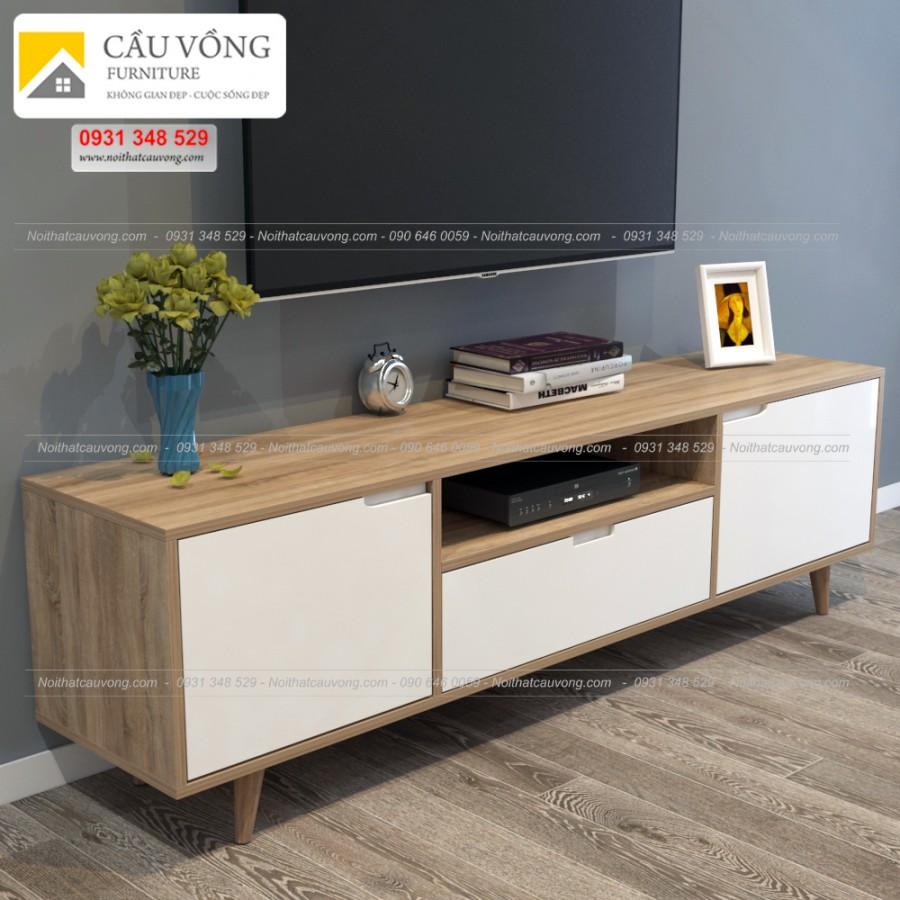 Kệ tivi gỗ đẹp TV-50