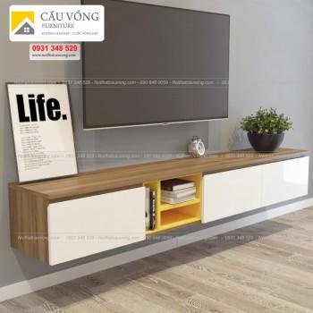 Kệ tivi gia đình gỗ công nghiệp thiết kế đẹp hiện đại TV-54