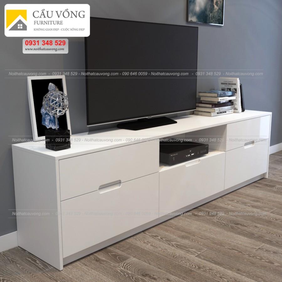 Kệ tivi gỗ phòng khách TV-62