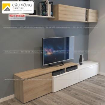Kệ gỗ tivi đẹp thiết kế hiện đại TV-84