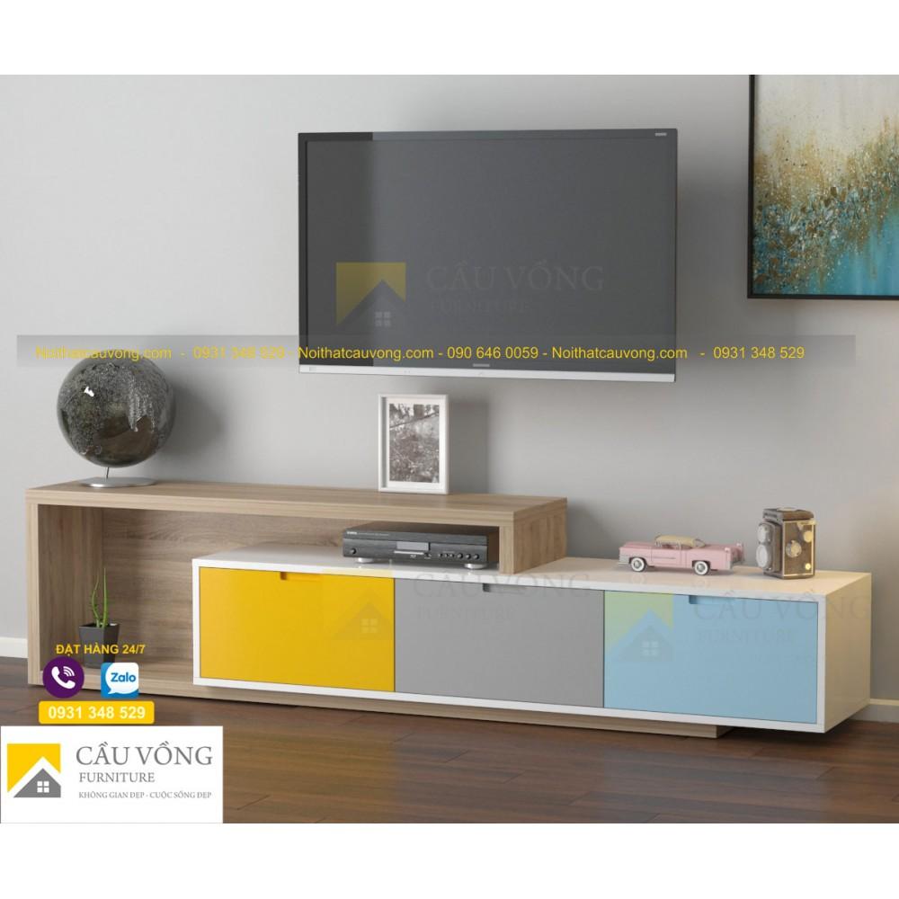 Kệ tivi gia đình thiết kế tiện dụng TV-35