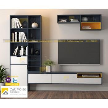 Kệ Tivi trang trí phòng khách TV-86