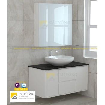 Tủ lavabo phòng tắm LVB95