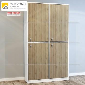 Tủ để đồ cá nhân gỗ hiện đại TLK97