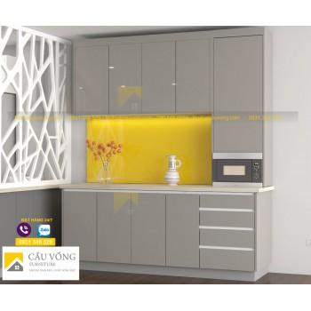Tủ bếp pantry văn phòng BPT-98