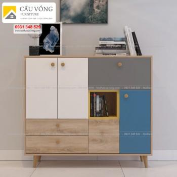 Tủ đồ trang trí gỗ công nghiệp TTCV99
