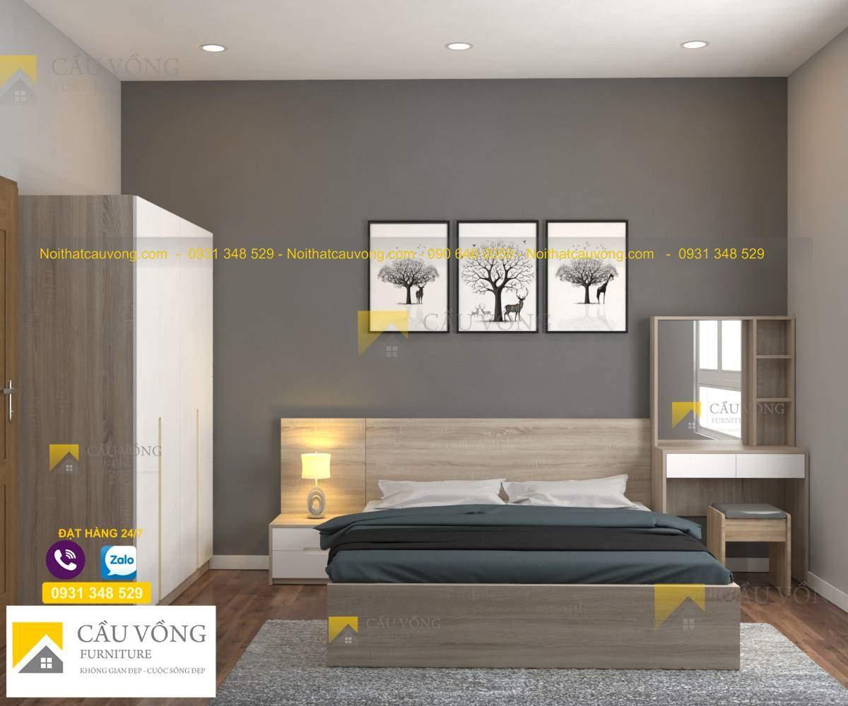 bộ phòng ngủ giá rẻ